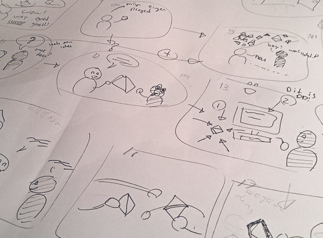 Duurzaam Doen - Storyboard Draft | by Marcel Pater